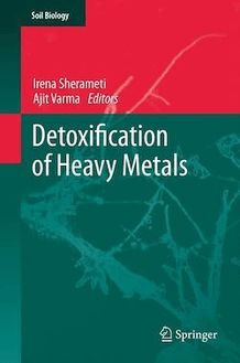 Detoxification of Heavy Metals