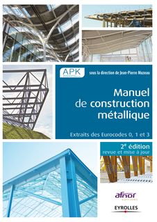 Manuel de construction métallique - Muzeau Jean-Pierre