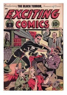 Exciting Comics 048 (c2c) de  - fiche descriptive