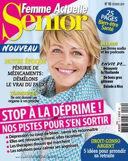 Femme actuelle Sénior du 31-01-2019 - Femme actuelle Sénior