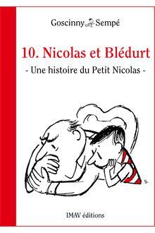 Nicolas et Blédurt de Jean-Jacques Sempé, René Goscinny - fiche descriptive