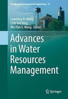 Advances in Water Resources Management