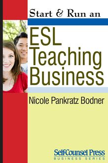 Start & Run an ESL Teaching Business