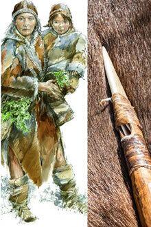 1 heure avec les chasseurs-collecteurs du Paléolithique