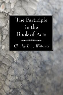 The Participle in the Book of Acts