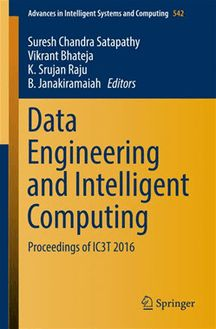 Data Engineering and Intelligent Computing