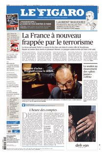 Le Figaro du 12-12-2018 - Le Figaro