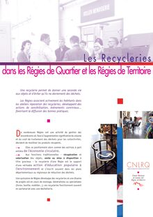 Les recycleries