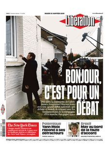 Libération du 15-01-2019