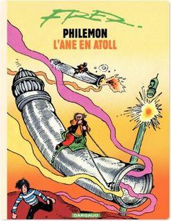 Philémon - Tome 10 - Ane en atoll (L