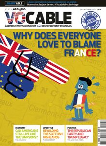 Magazine Vocable All English n°512 -  Du 4 au 17 février 2021