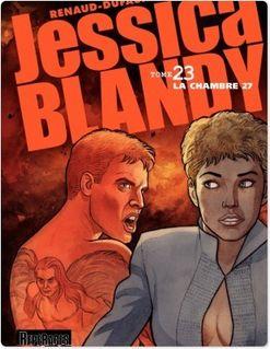 Jessica Blandy - Tome 23 - La Chambre 27 - Jean Dufaux