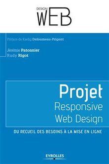 Projet responsive web design de Patonnier Jérémie, Rigot Rudy - fiche descriptive