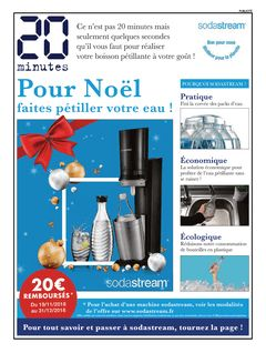 20 minutes Edition Nationale du 13-12-2018 - 20 minutes Edition Nationale