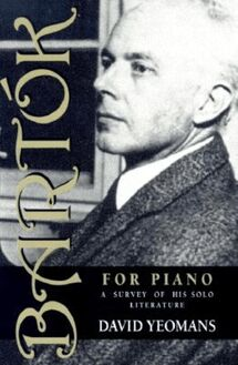 Bartók for Piano