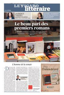 Figaro Littéraire du 24-01-2019