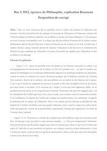 Bac 2012 S Philo Rousseau