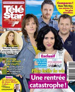Télé Star du 09-09-2019