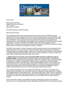 CP comment letter to CARB on mpo submissions v3