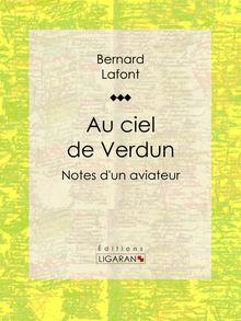 Lire Au ciel de Verdun de Bernard Lafont, Ligaran