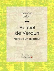 Au ciel de Verdun de Bernard Lafont, Ligaran - fiche descriptive