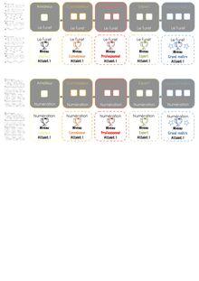 Outils pour la classe – Blasons d'autonomie - Les étiquettes blasons Planche supplémentaire Le furet et numération