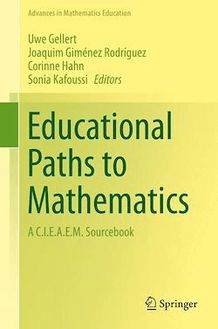 Educational Paths to Mathematics