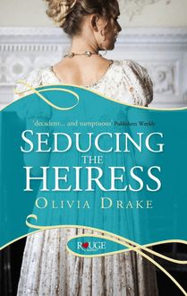 Seducing the Heiress: A Rouge Regency Romance
