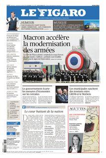 Le Figaro du 13-07-2019 - Le Figaro