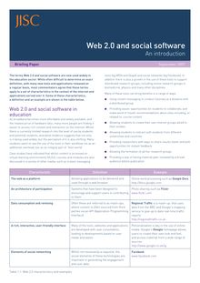 Web 2.0 and social software: An introduction