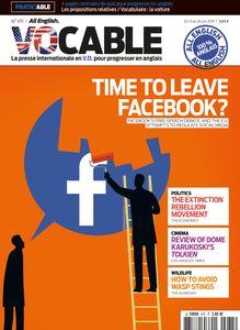 Magazine Vocable du 13 au 26 juin - ENGLISH