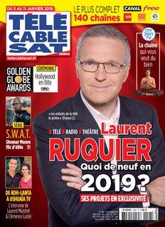 Télécâble Sat Hebdo du 03-01-2019