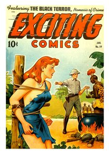 Exciting Comics 059 -JVJ de  - fiche descriptive