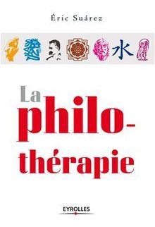 La philo-thérapie de Suarez Eric - fiche descriptive