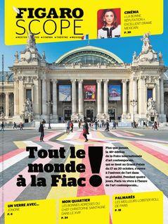 Figaro Scope du 16-10-2019