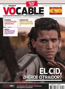 Magazine Vocable Espagnol n°824 - Du 24 décembre 2020 au 06 janvier 2021