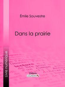 Dans la prairie de Emile Souvestre, Ligaran - fiche descriptive